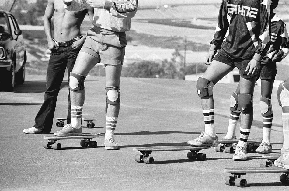 Hugh Holland Team Sideline, San Diego, CA, 1976