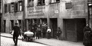 Vintage: Everyday Life and Street Scenes of Nuremberg (1910s)