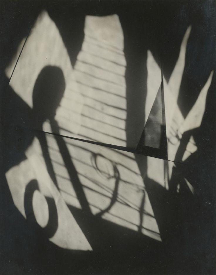 Jaromir Funke: Abstract Photo, 1928–29, © Miloslava Rupešová-Funková / Jaromír Funke