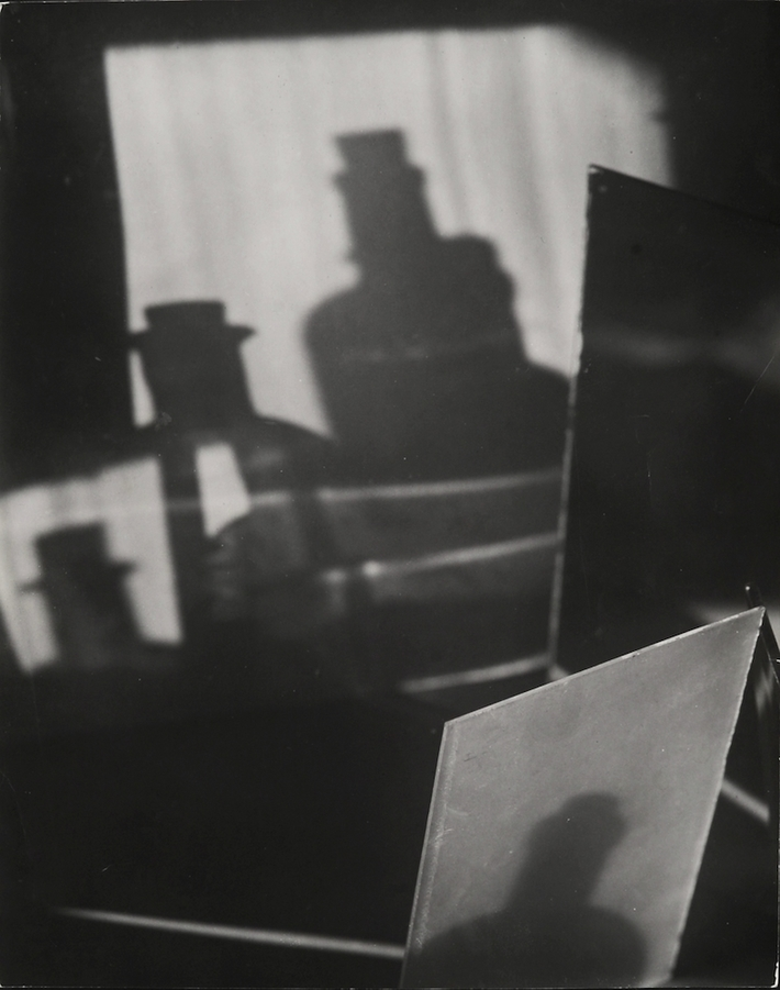 Abstract Photo – Composition / Abstraktes Foto – Komposition, 1927–29 © Miloslava Rupešová-Funková / Jaromír Funke