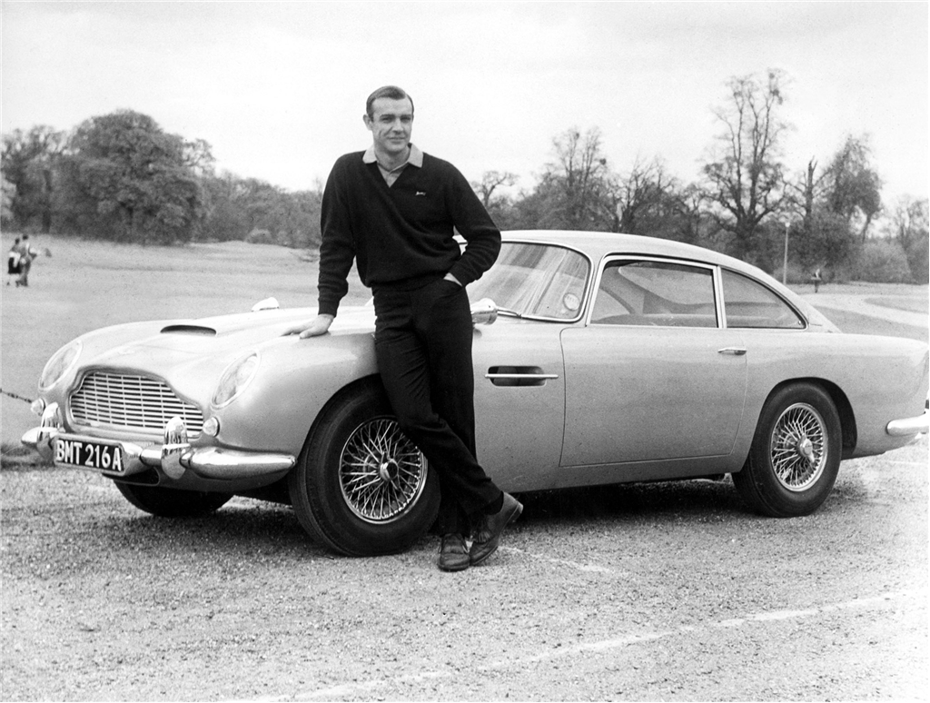 Aston Martin were initially reluctant to part with two of their cars for the production. The producers had to pay for the Aston Martin, but after the success of the film, both at the box office and for the company, they never had to spend money on a car again.