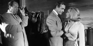 Vintage Behind the Scenes: Goldfinger (1964)