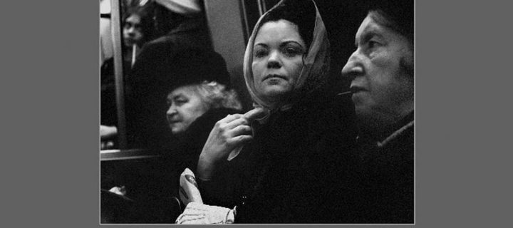 Helen Levitt: Manhattan Transit