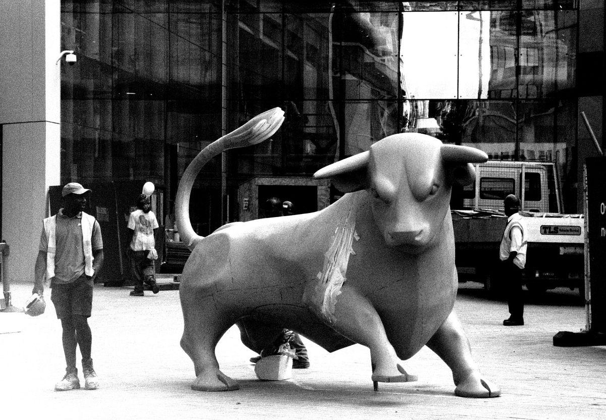 © Pogus Caesar: From Jamaica Row, Rebirth of the Bullring