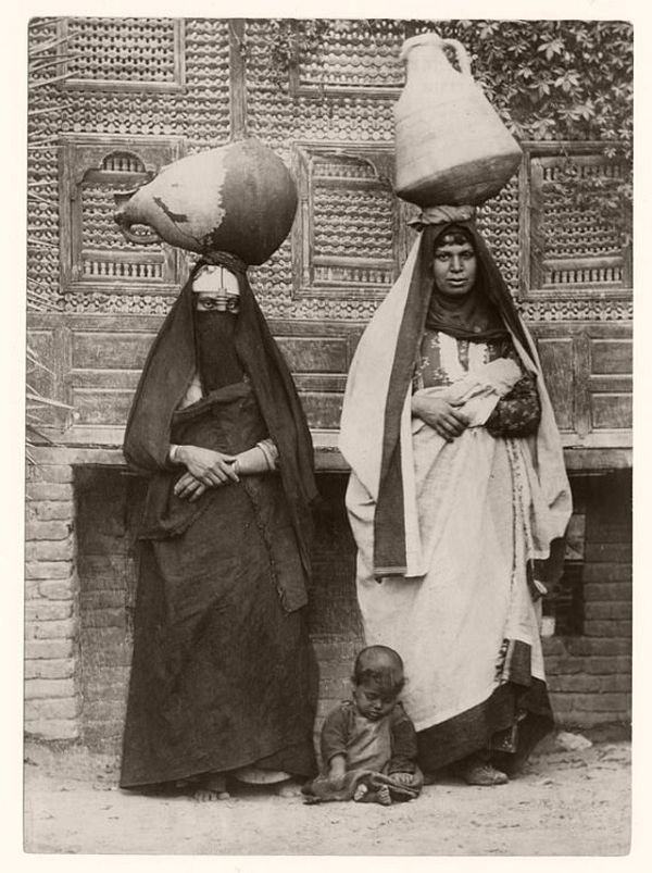 Fellah women