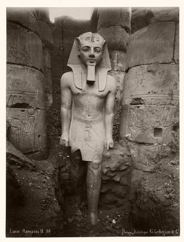 Luxor, Ramesses II