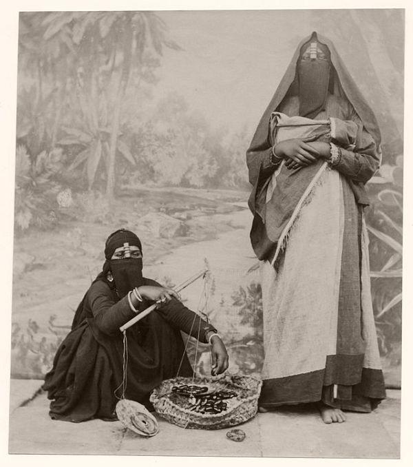 Merchant women