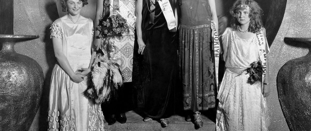 Vintage: Margaret Gorman, The First Miss America (1920s)