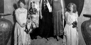 Vintage: Margaret Gorman, The First Miss America (1920s)