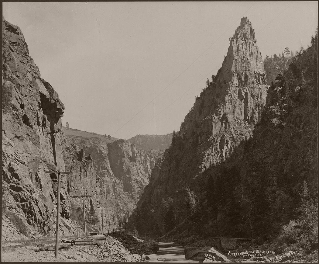 Currecantineeole, Black Canon, 1860 - 1879.