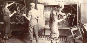 Vintage: Lewis Cycle and Motor Works Factory in Adelaide (1904-1906)
