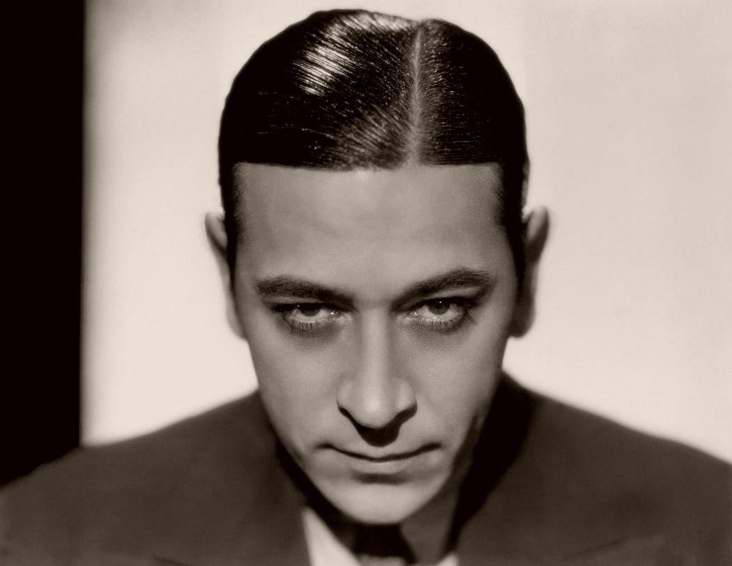 Vintage 1930s American Hollywood Actors Portraits