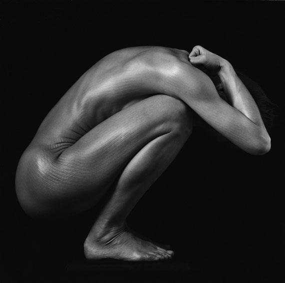 Gert Weigelt: body fist, 1983 © Gert Weigelt