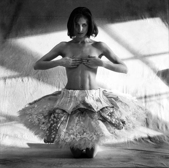 Catherine Batcheller, Tänzerin/Dancer, 1987 © Michael Dannenmann