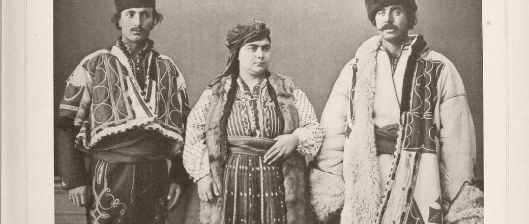 Vintage: Ottoman Clothing (19th Century)