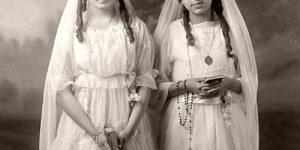 Vintage: Portraits of Girls in Their First Communion (Edwardian era)