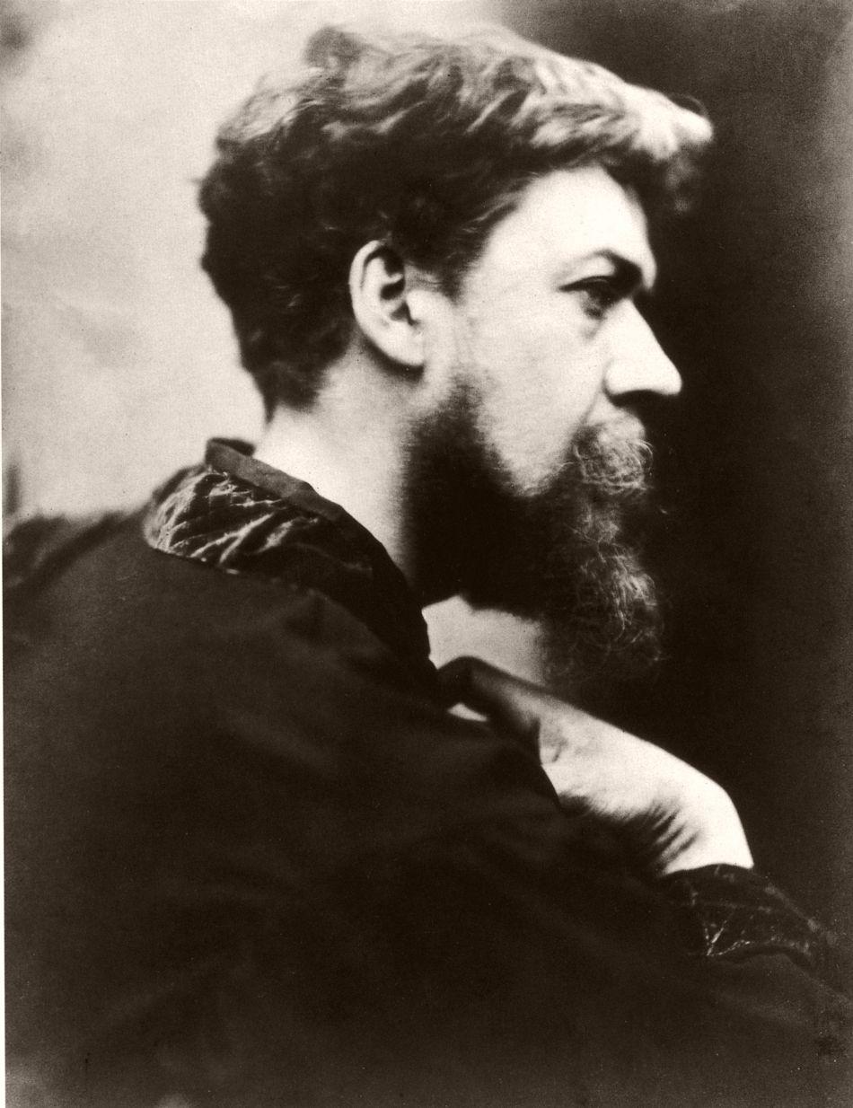Self-portrait, 1860s.