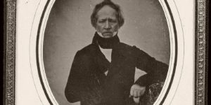 Biography: 19th Century Danish Daguerreotypist Mads Alstrup