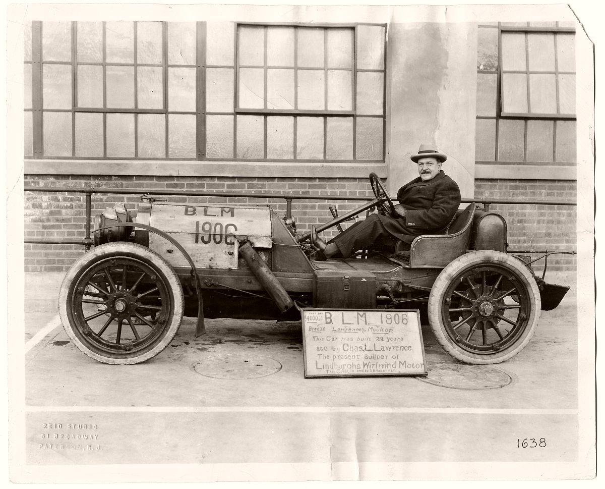 1906 B.L.M. auto c1928