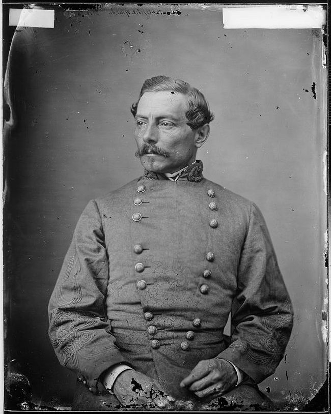 General Pierre Gustave Toutant-Beauregard (1818-1893)