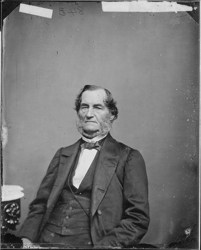 General Roger Chew Weightman (1787-1876)