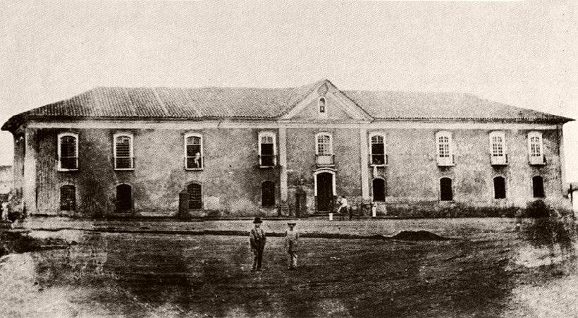 Chain, chamber and jury chamber, 1862