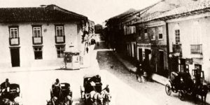 Vintage: Street Scenes of São Paulo, Brazil (1862 -1887)
