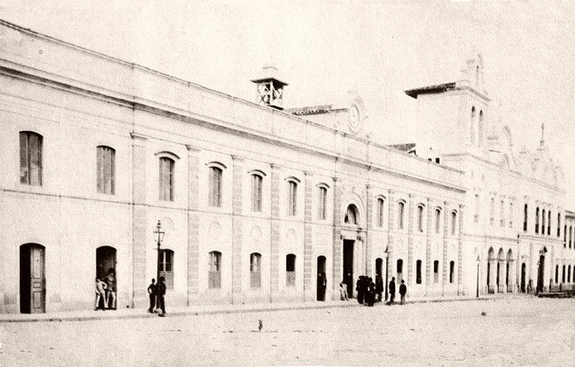 São Francisco Square , 1887