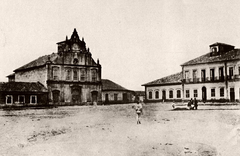 Church of Madonna of the Remédios, 1862