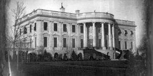 Vintage: The Earliest Known Photographs of White House (1846)