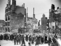 Vintage: 1916 Easter Rising in Dublin