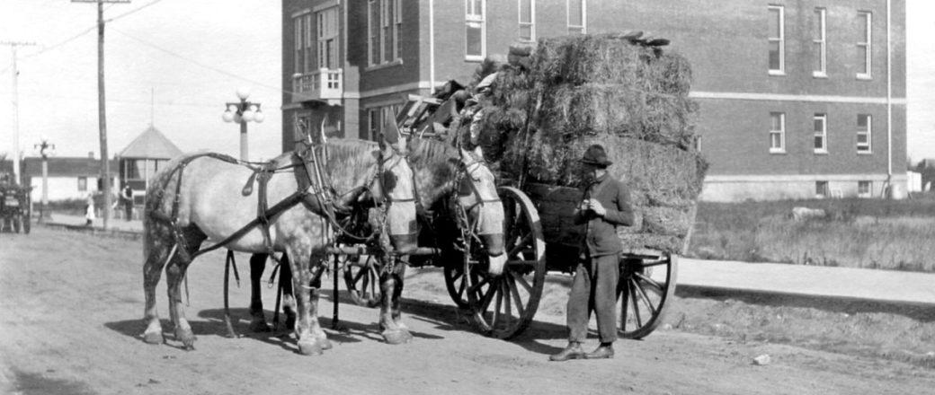 Vintage: Everyday Life in Saskatchewan, Canada (early 20th Century)