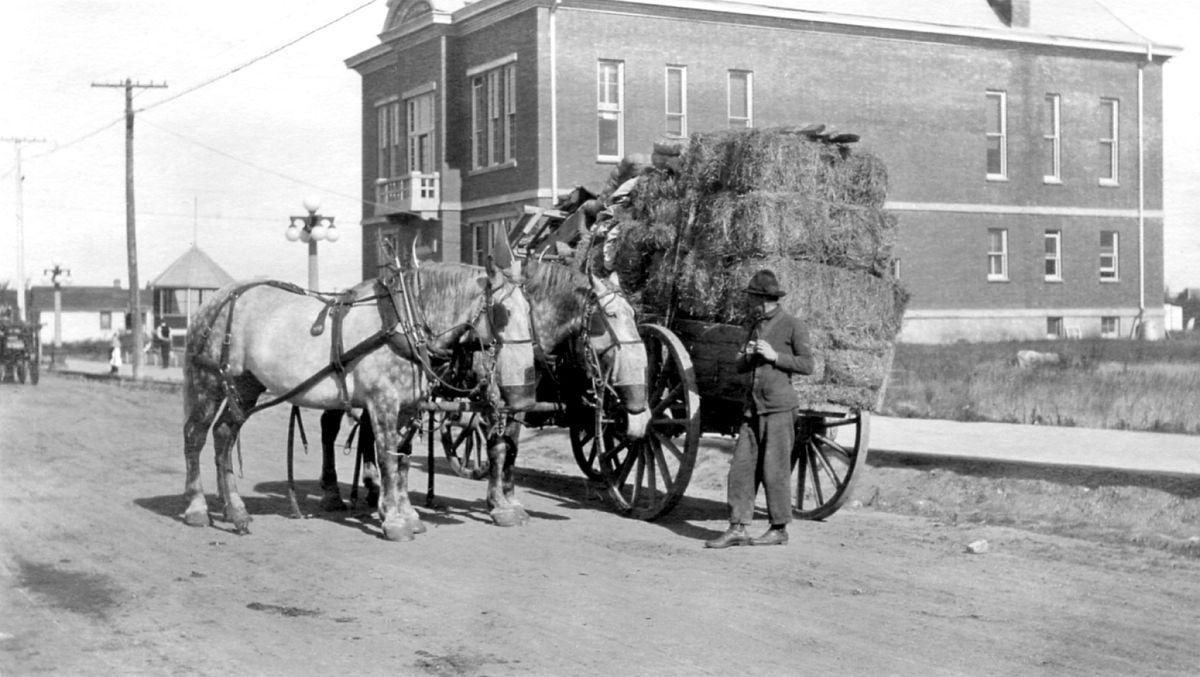 Humboldt, Saskatchewan, October 1914