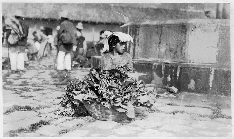 Vintage: Everyday Life of Guatemala (1910s and 1920s)