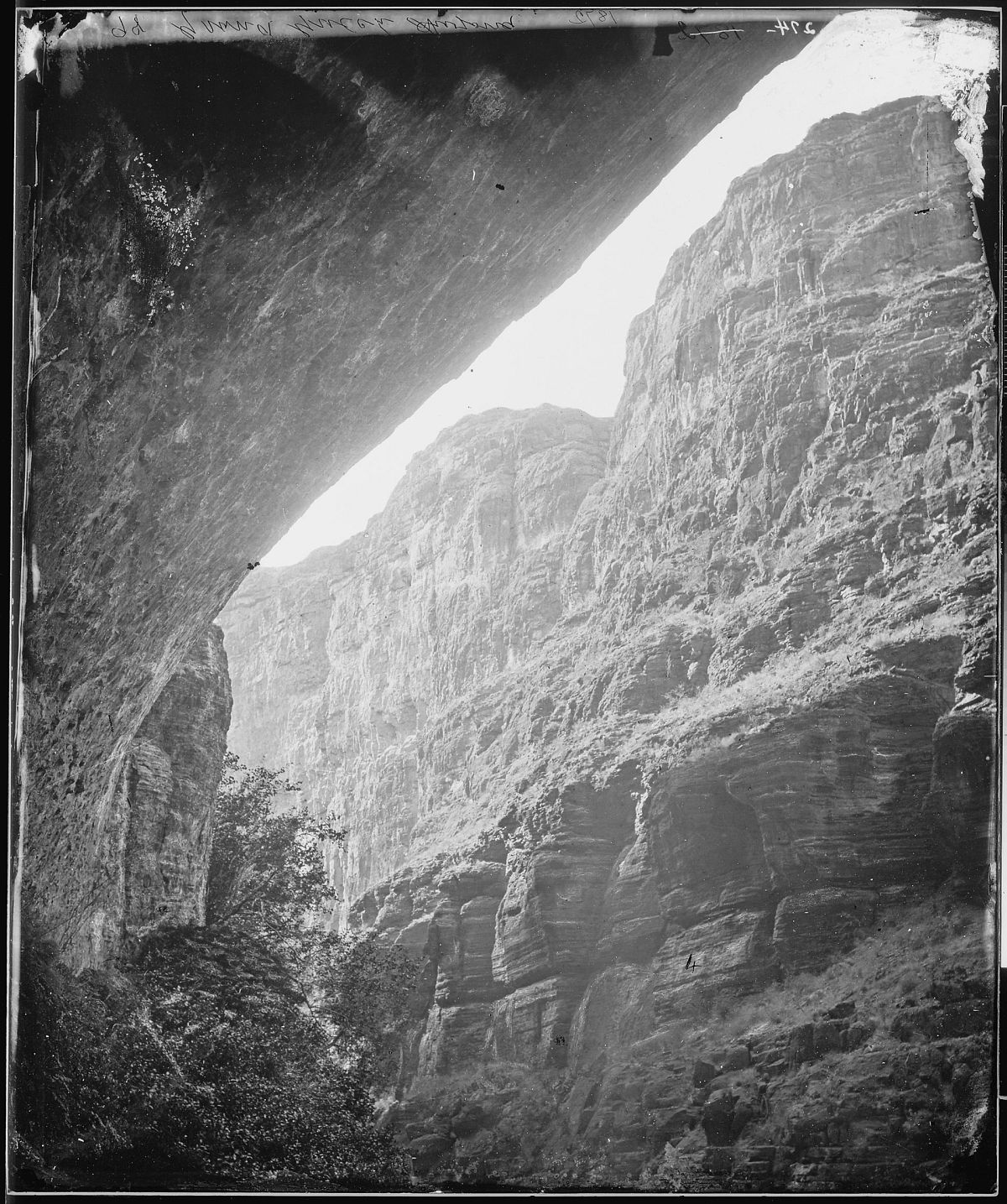 Kanab Canyon in Arizona