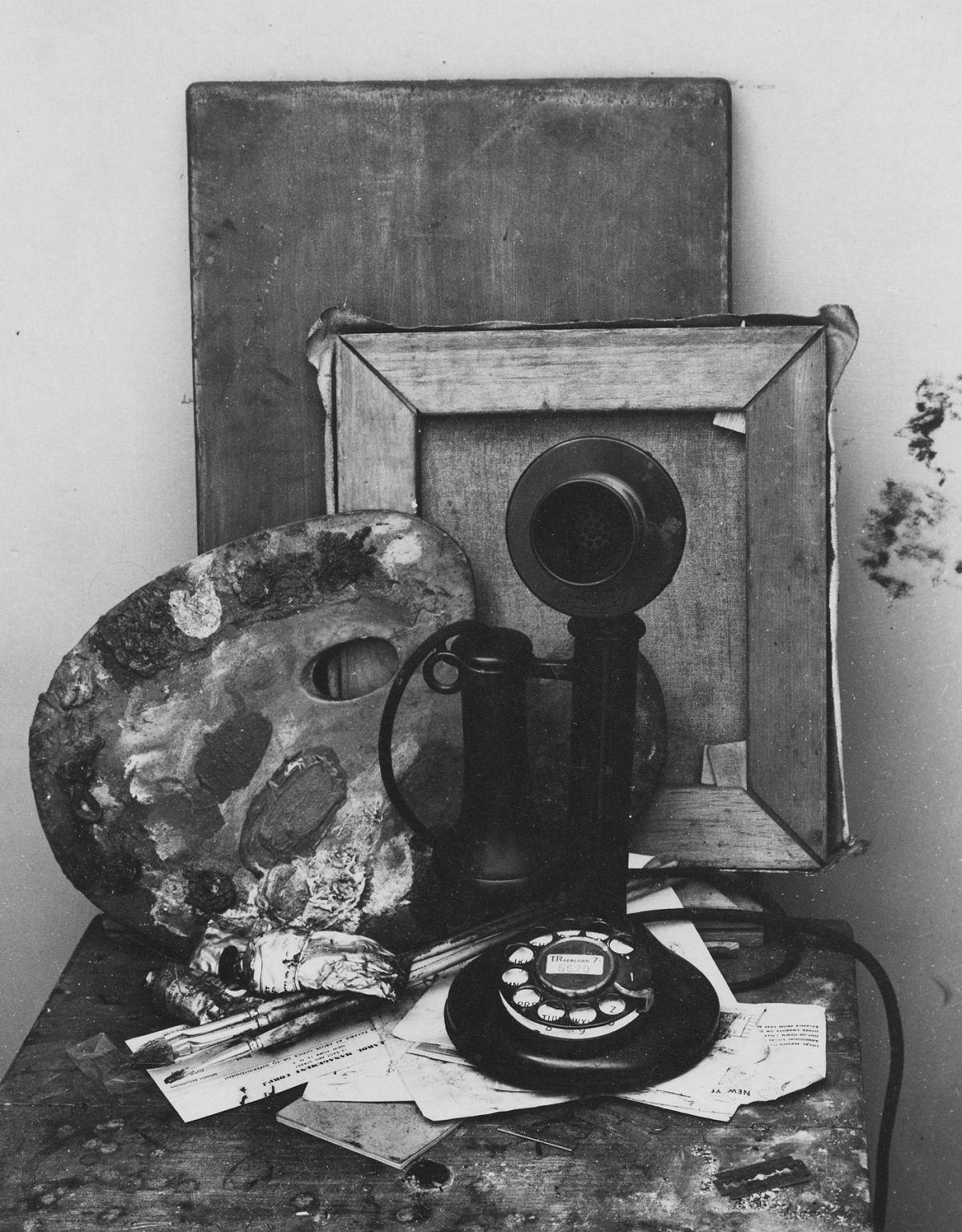 Raphael Soyer, New York, 1947