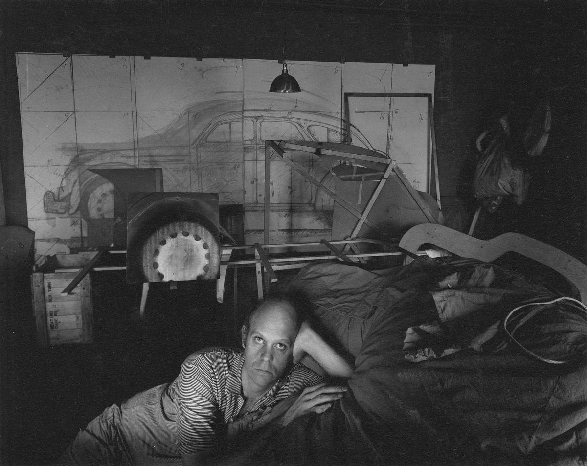 Claes Oldenburg, 1967