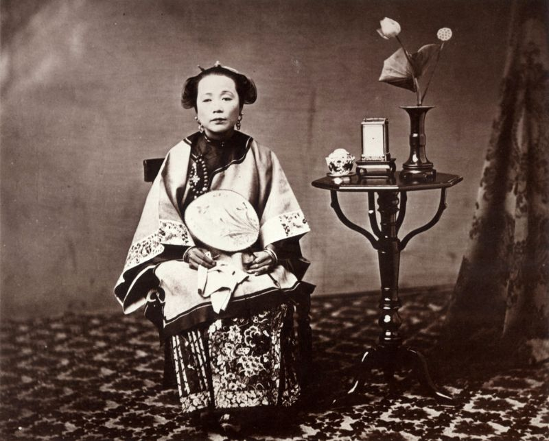 A Cantonese lady, 1861-64