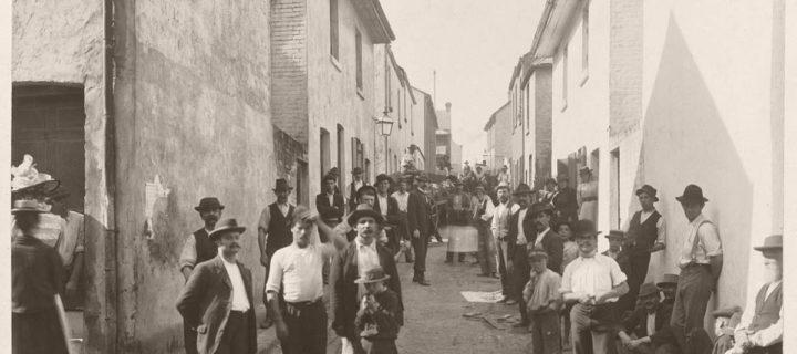 Vintage: Sydney during the 1900 Bubonic Plague