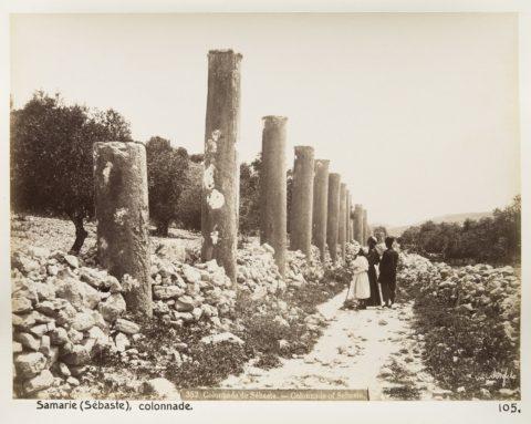 Biography: 19th Century photographer of Middle East – Félix Bonfils