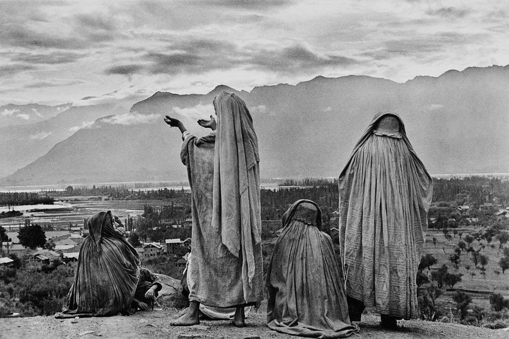 Henri Cartier-Bresson  Srinagar, Kashmir, 1948