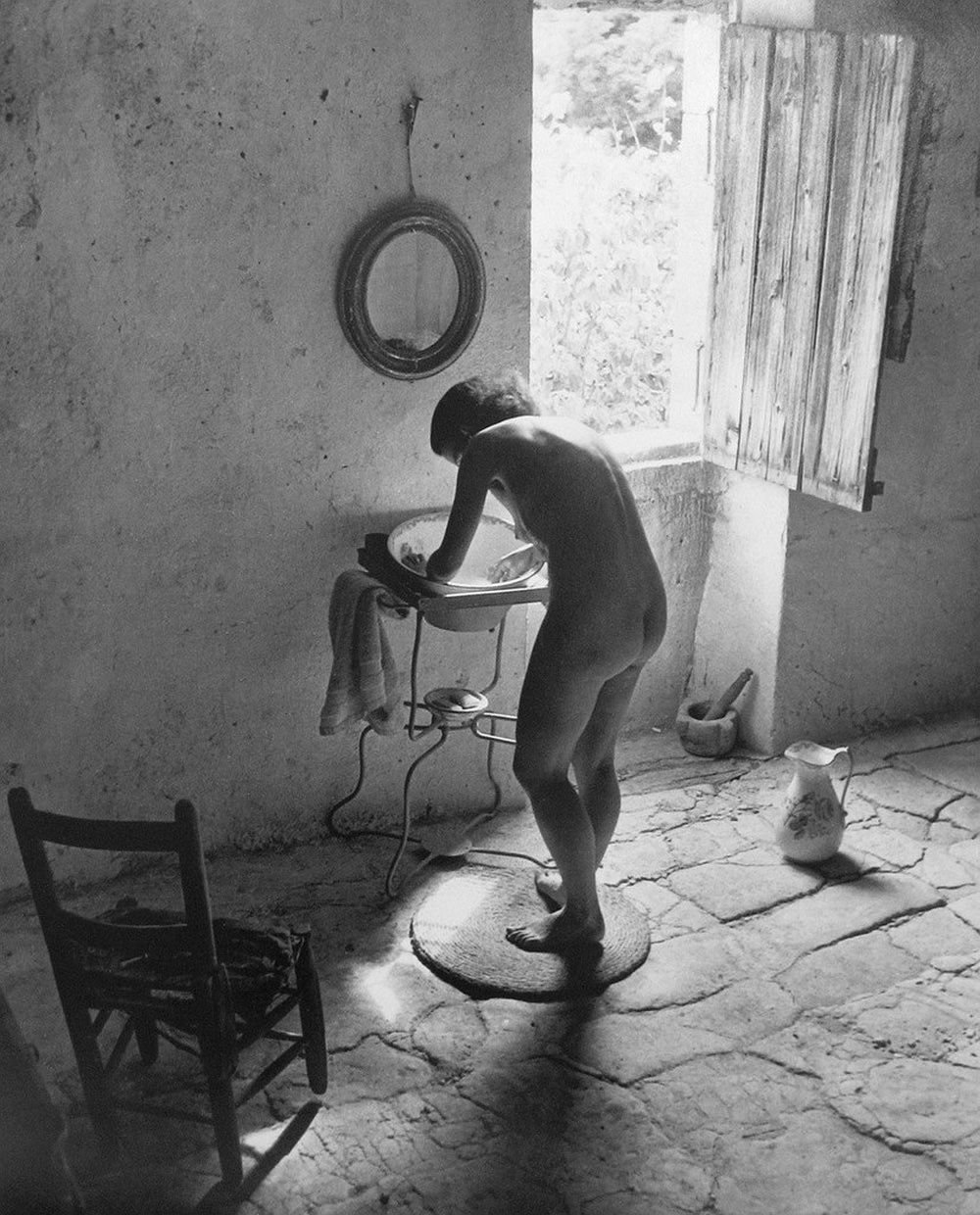 Willy Ronis, Le nu provencal, 1949