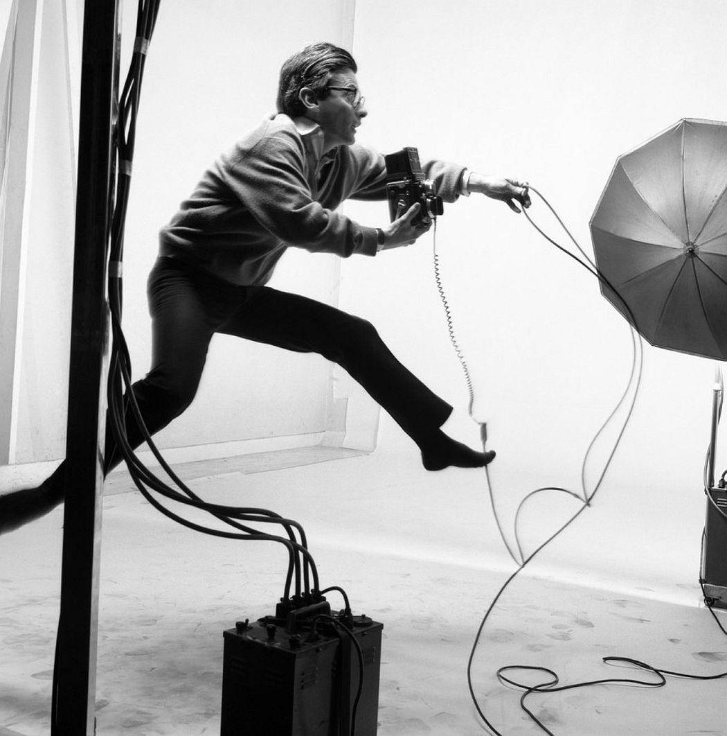 Jacques Henri Lartigue, Richard Avedon, New York, Novembre , 1966, © Ministère de la Culture - France / A.A.J.H.L Enlarge