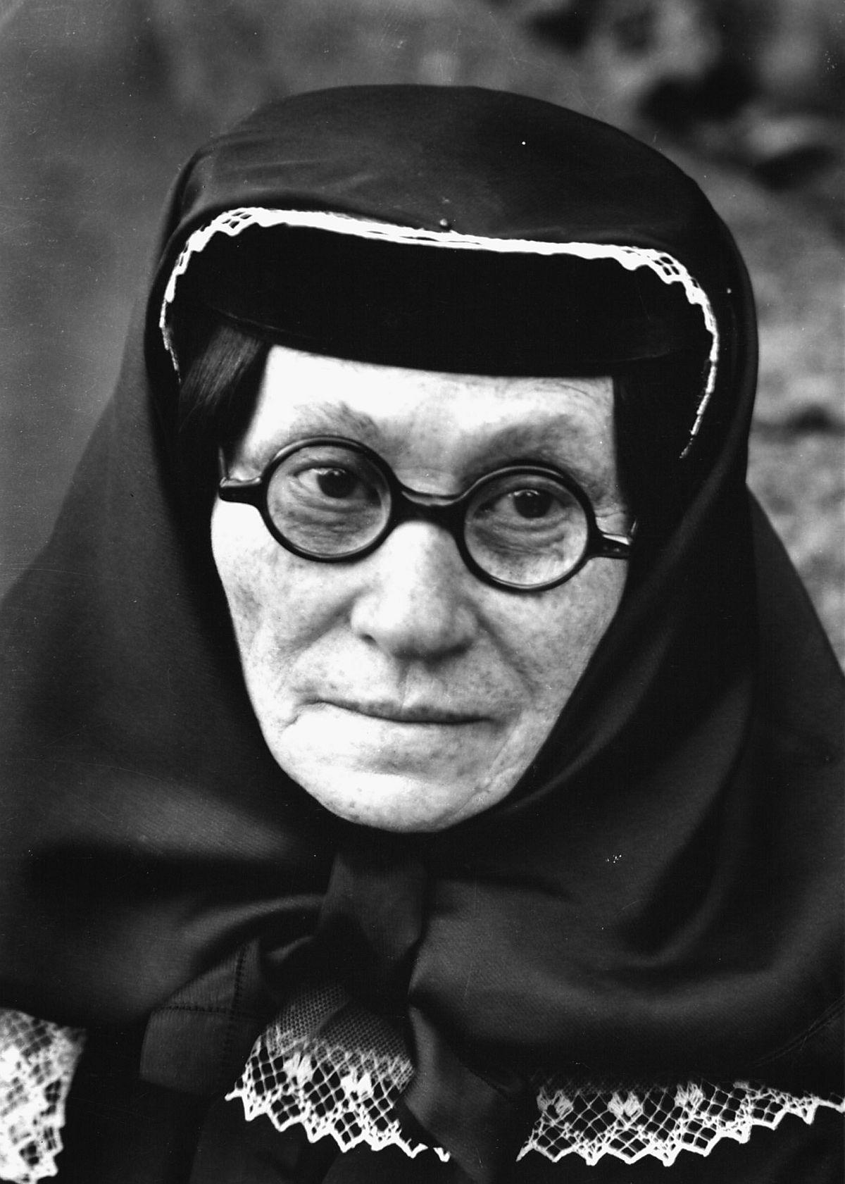 Margaret Bourke-White, (American, 1904–1971), Ekaterina Dzhugashvili: Mother of Joseph Stalin, 1931