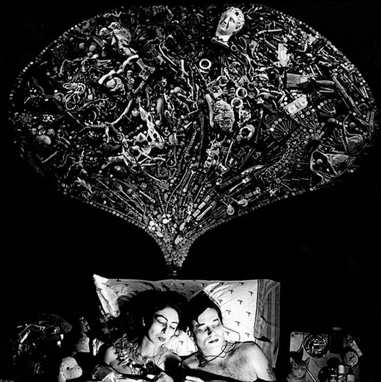 Steven Arnold  Intercourse of Dreams, 1985