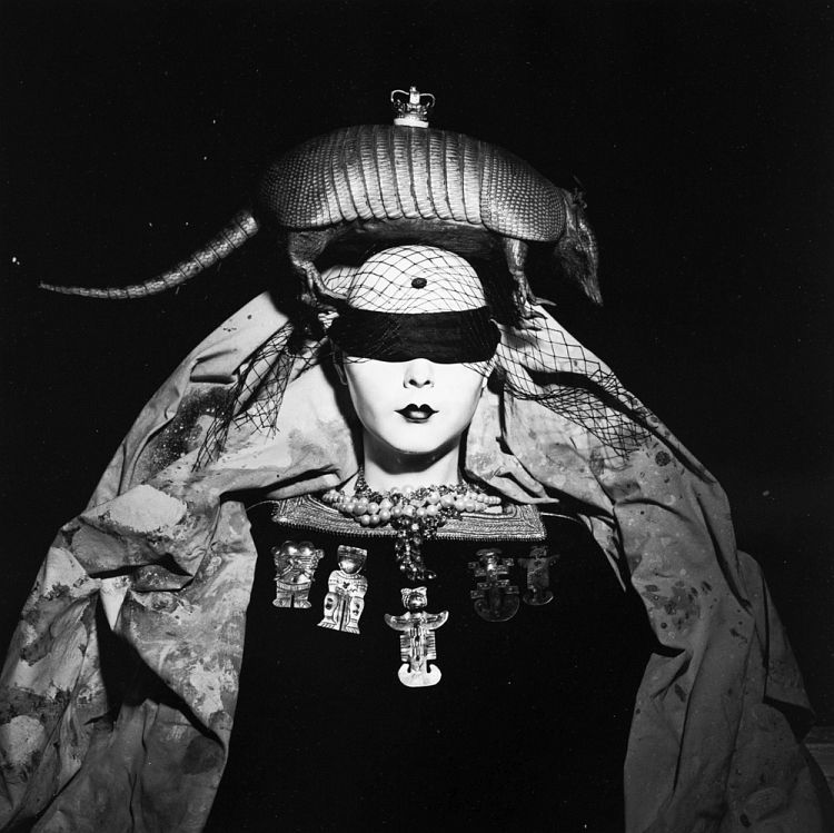 Steven Arnold  Dressed For Dali, 1987