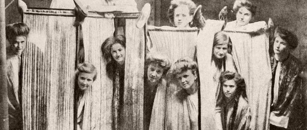 Vintage: Clubs at North Carolina Women's Colleges (early 20th Century)