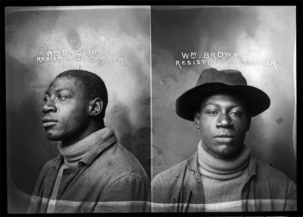 Vintage: Mugshots of Prisoners (1900s)