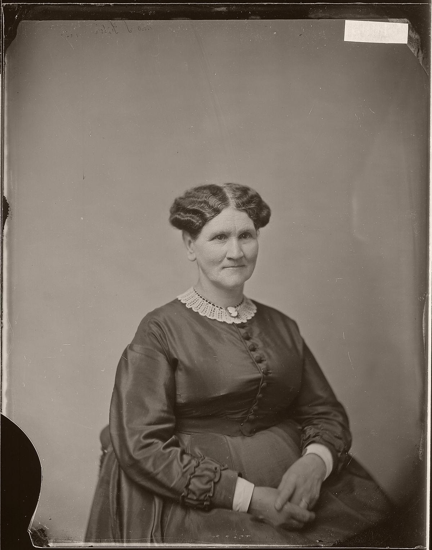 Photo by by Mathew Brady (1863)
