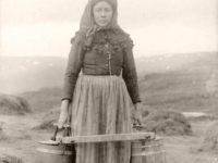 Vintage: Portraits of Icelandic People by Daniel Bruun (late 19th Century)